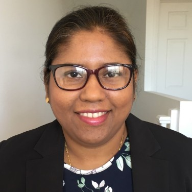 DR Tahmina Ahmed